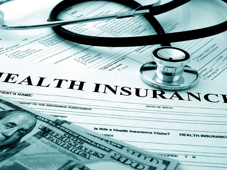 corporate health insurance policy